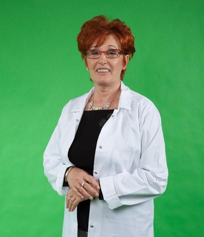 Dr. Munkácsi Györgyi szemész szakorvos
